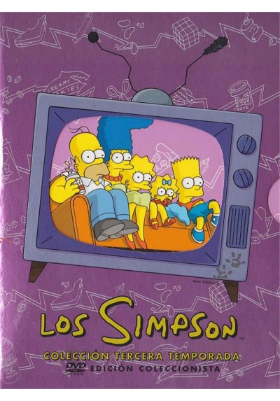 Los Simpson - 3ª Temporada