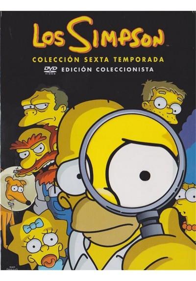 Los Simpson - 6ª Temporada