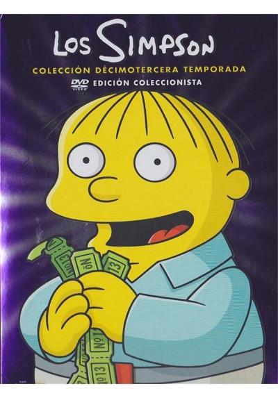 Los Simpson - 13ª Temporada