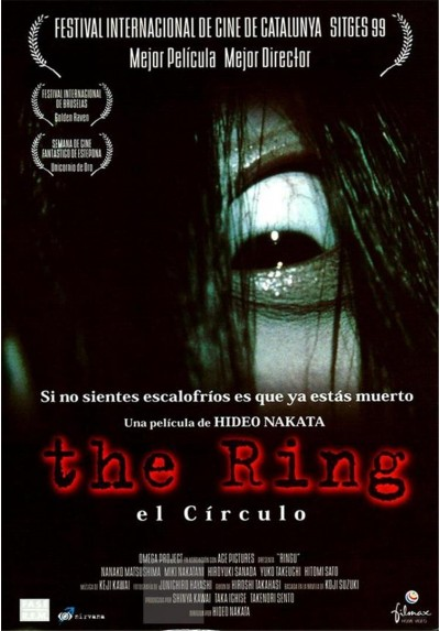 The Ring (El Circulo) - (Ringu)