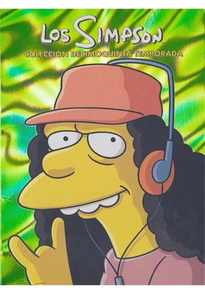 Los Simpson - 15ª Temporada