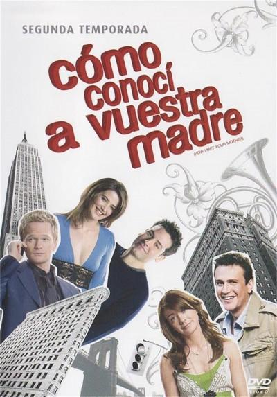 Como Conoci A Vuestra Madre - 2ª Temporada (How I Met Your Mother)