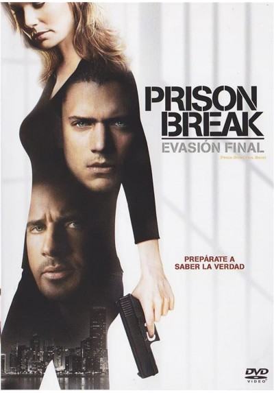 Prison Break - Evasion Final (Prison Break - The Final Break)