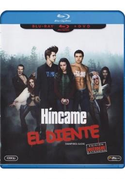 Hincame El Diente (Blu-Ray + Dvd) (Vampires Suck)