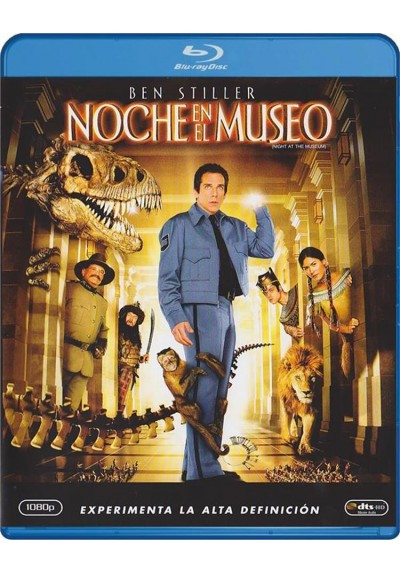 Noche en el Museo (Blu-Ray) (Night At The Museum)