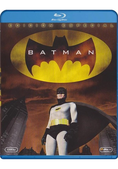 Batman (1966) (Ed. Especial - Blu-Ray)