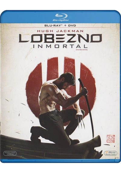 Lobezno Inmortal (Blu-Ray + Dvd) (The Wolverine)