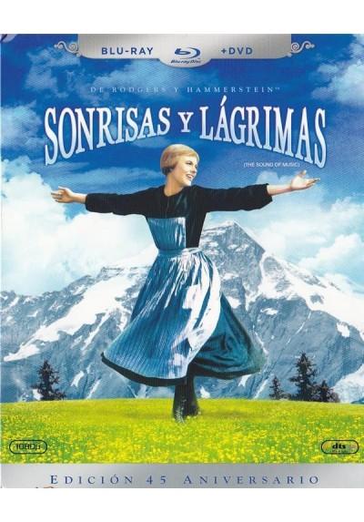 Sonrisas Y Lagrimas (Blu-Ray + Dvd) (The Sound Of Music)