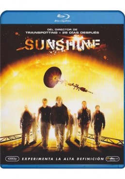 Sunshine (2007) (Blu-Ray)