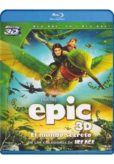 Epic (Blu-Ray 3d + Blu-Ray)