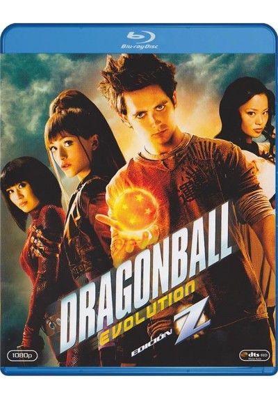 Dragonball Evolution (Edicion Z) (Blu-Ray) (Dragonball Evolution)