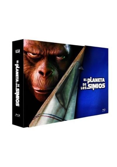 El Planeta De Los Simios - Ediccion Coleccionista (Blu-Ray