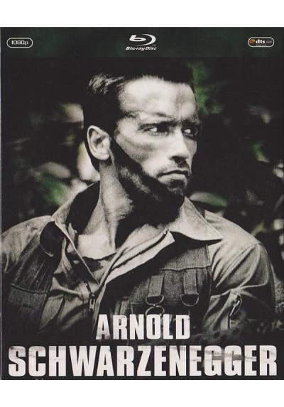 """Pack Arnold Schwarzenegger """"Depredador- Terminator- Commando - Conana El Barbaro"""" (Blu-Ray)"""
