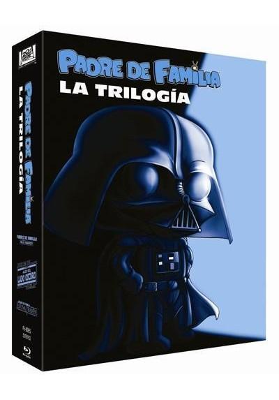 Padre De Familia - La Trilogia (Blu-Ray)