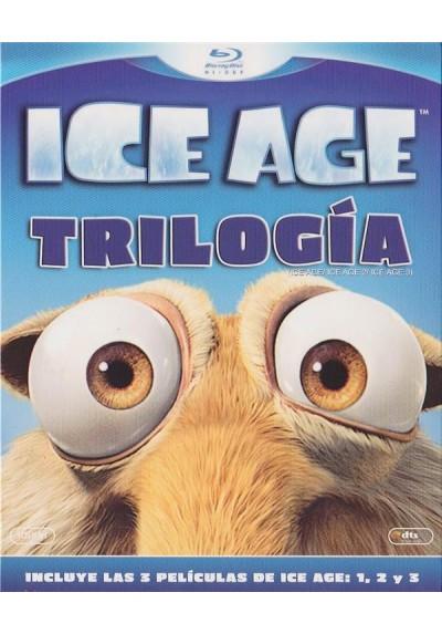 Ice Age - Trilogia (Blu-Ray)