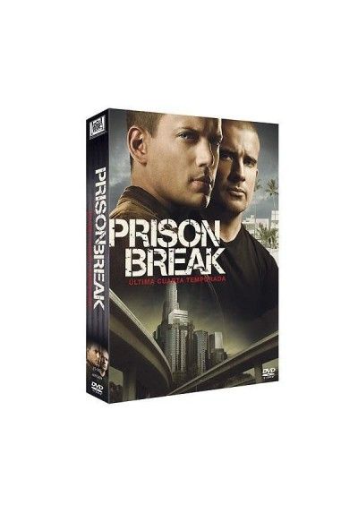 Prison Break - 4ª Temporada