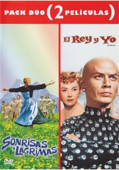 Pack Duo - Sonrisas Y Lagrimas / El Rey Y Yo