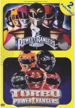 Pack Duo - Power Rangers / Turbo Power Rangers