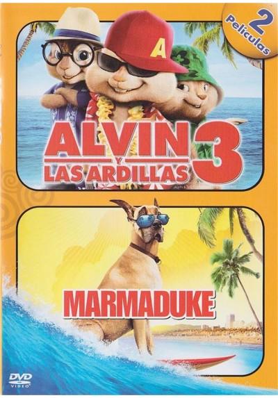 Pack Duo - Alvin Y Las Ardillas 3 / Marmaduke