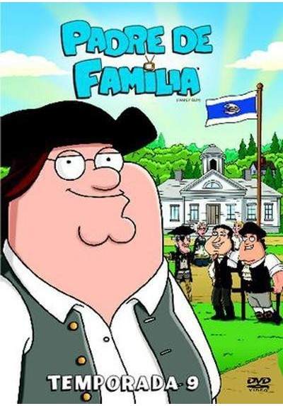 Padre De Familia - 9ª Temporada (Family Guy)