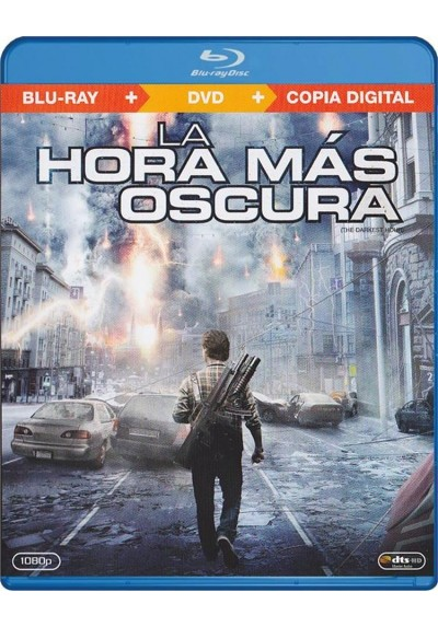 La Hora Mas Oscura (Blu-Ray + Dvd + Copia Digital) The Darkest Hour
