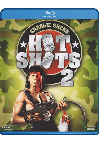 Hot Shots 2! (Blu-Ray)