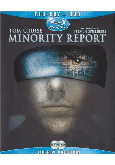 Minority Report (Blu-Ray + Dvd)