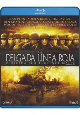 La Delgada Linea Roja (Blu-Ray) (The Thin Red Line