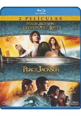 Percy Jackson Y El Ladron Del Rayo / Percy Jackson Y El Mar De Los Monstruos (Blu-Ray)