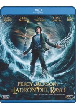 Percy Jackson Y El Ladron Del Rayo (Blu-Ray)