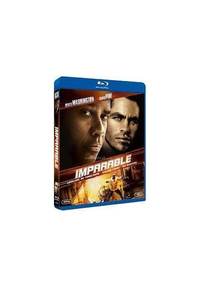 Imparable (Blu-Ray) (Unstoppeable)
