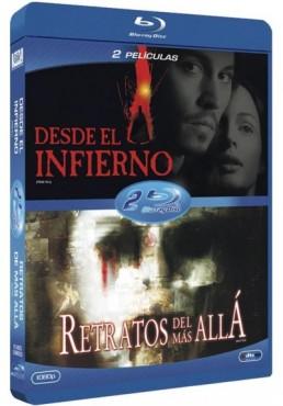 Pack Desde El Infierno / Retratos Del Mas Alla (Blu-Ray)