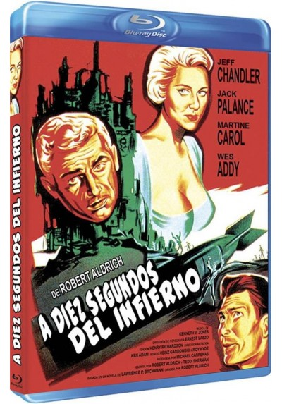 A Diez Segundos Del Infierno (Blu-Ray) (Ten Seconds To Hell)