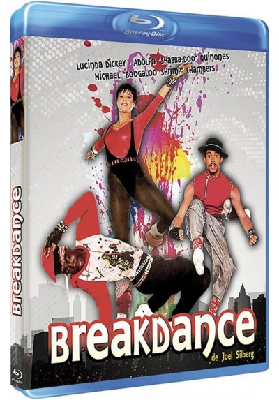 Breakdance (Blu-Ray) (Breakin)
