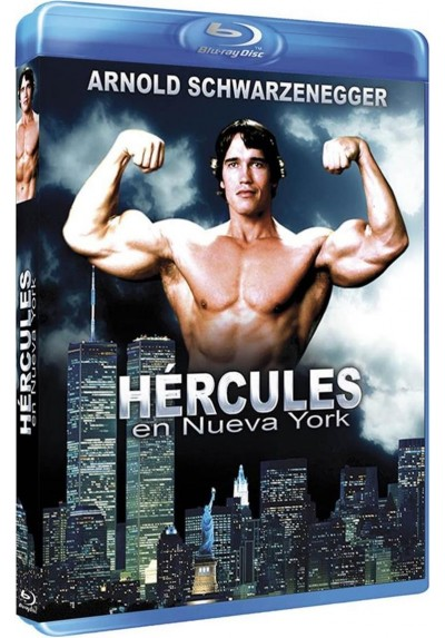 Hercules En Nueva York (Blu-Ray) (Hercules In New York)