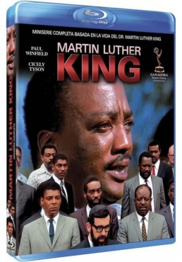 Martin Luther King (Blu-Ray)