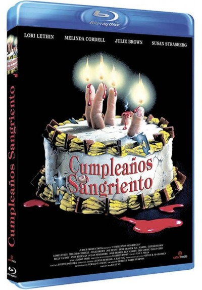 Cumpleaños Sangriento (Blu-Ray) (Bloody Birthday) (BD-R)
