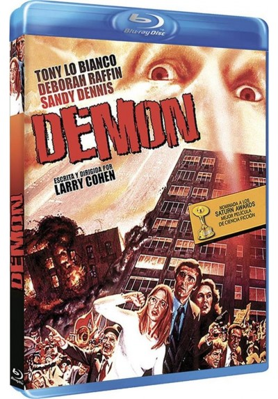 Demon (Blu-Ray) (DB-R)