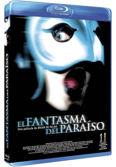 El Fantasma Del Paraiso (Blu-Ray) (Phantom Of The Paradise)