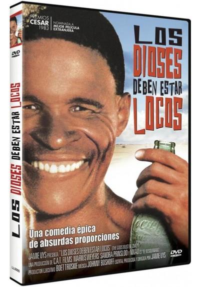 Los Dioses Deben Estar Locos (The Gods Must Be Crazy)