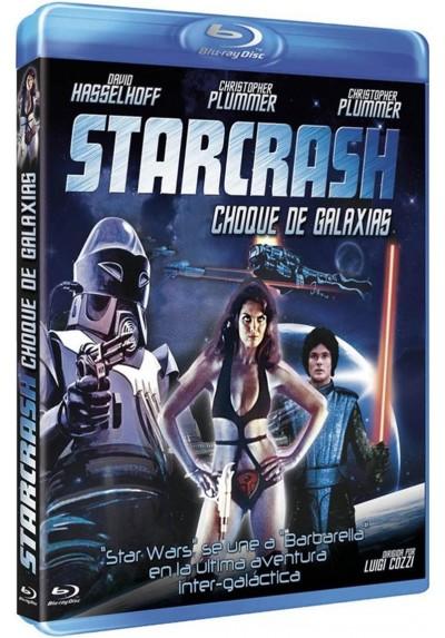 Starcrash (Choque De Galaxias) (Blu-Ray)