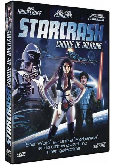 Starcrash (Choque De Galaxias)