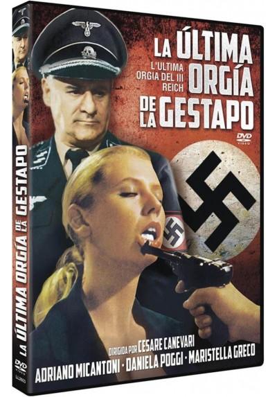 La Ultima Orgia De La Gestapo (L'Ultima Orgia Del III Reich)