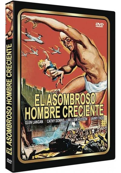 El Asombroso Hombre Creciente (The Amazing Colossal Man)