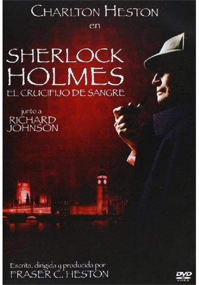 Sherlock Holmes : El Crucifijo De Sangre ¿The Crucifer Of Blood?