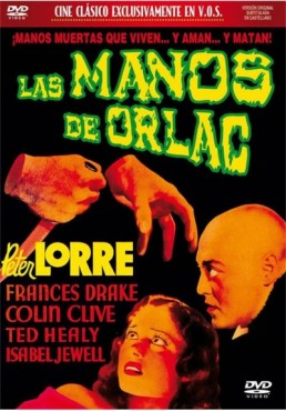Las Manos De Orlac (1935) (V.O.S.) (Mad Love)
