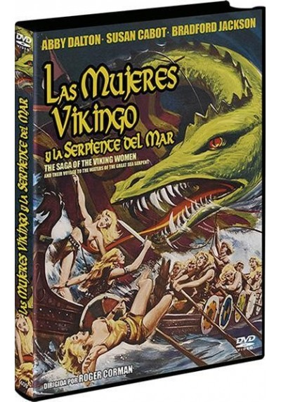 Las Mujeres Vikingo Y La Serpiente Del Mar (The Saga Of The Viking Women And Their Voyage To The Waters Of The Great Sea Serpent