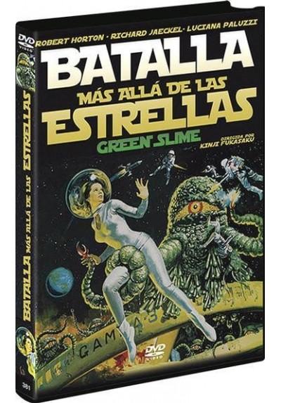 Batalla Mas Alla De Las Estrellas (Green Slime)