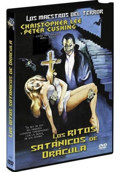 Los Ritos Satanicos De Dracula (The Satanic Rites Of Dracula)