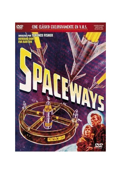 Spaceways (V.O.S.)